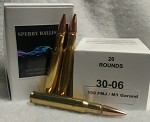 Sperry Ballistics 30-06 150gr Full Metal Jacket for M1 Garand (20 rds)